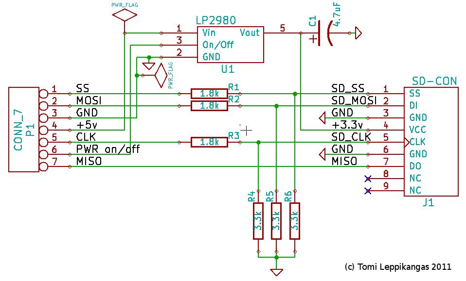 sd card adaptor